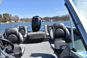 Nate Galimore Fishing Guide and Charter Services Boat