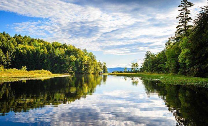 Northwest Bay Inlet (: @zelig13)⠀ ⠀ #lakegeorge #lakegeorgeny #lakelife #lake #instadaily #picoftheday #upstateny #newyork…