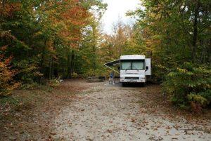 Fall Foliage Special at Moose Hillock Camping Resort – NY! ONLY $66 a night!…
