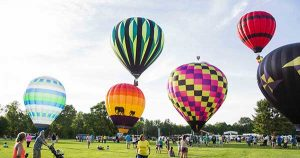 Have you ever been up in a hot air balloon? Local companies that offer…