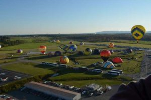 Have you ever been to the Adirondack Balloon Festival? Weather permitting, up to 100…