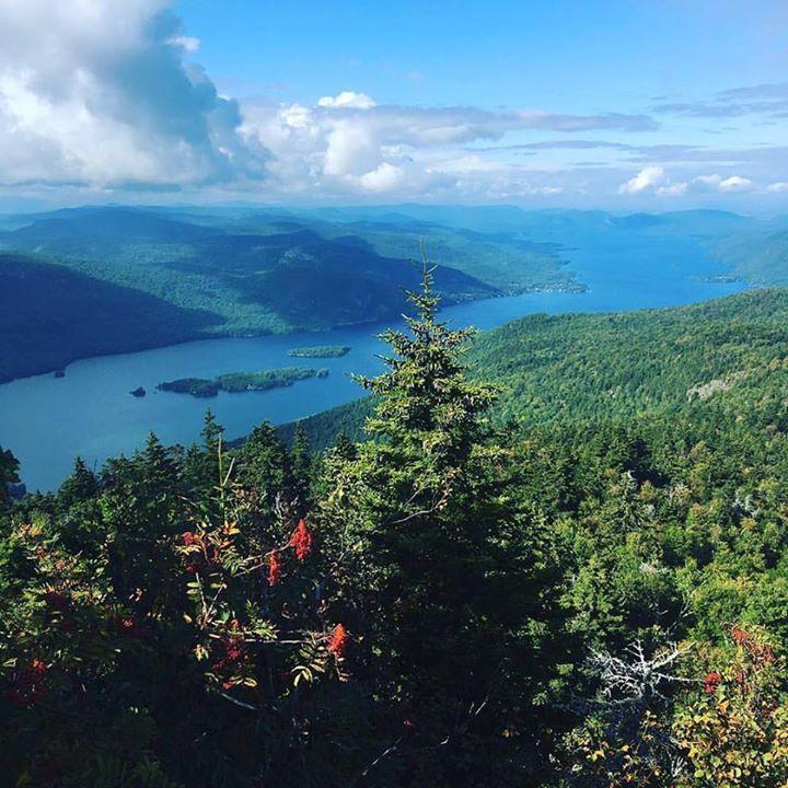The view from #BlackMountain (: @earlygirl15)⠀ ⠀ #lakegeorge #lakegeorgeny #lakelife #lake #instadaily #picoftheday #upstateny…