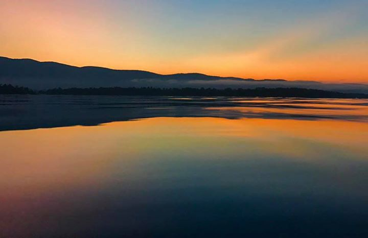 The Lake George Photo of the Week is this great shot from Diamond Point…