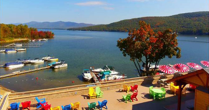 Lodging specials in Lake George this fall