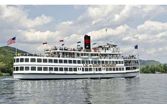 The Lake George Steamboat Company is hosting a special fundraiser cruise on October 15th…