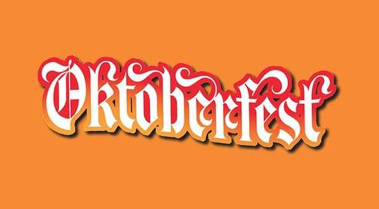 Oktoberfest is this weekend!