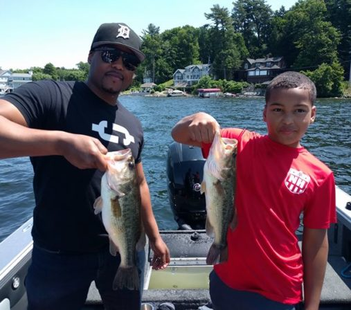 Some Healthy Fishing Competition